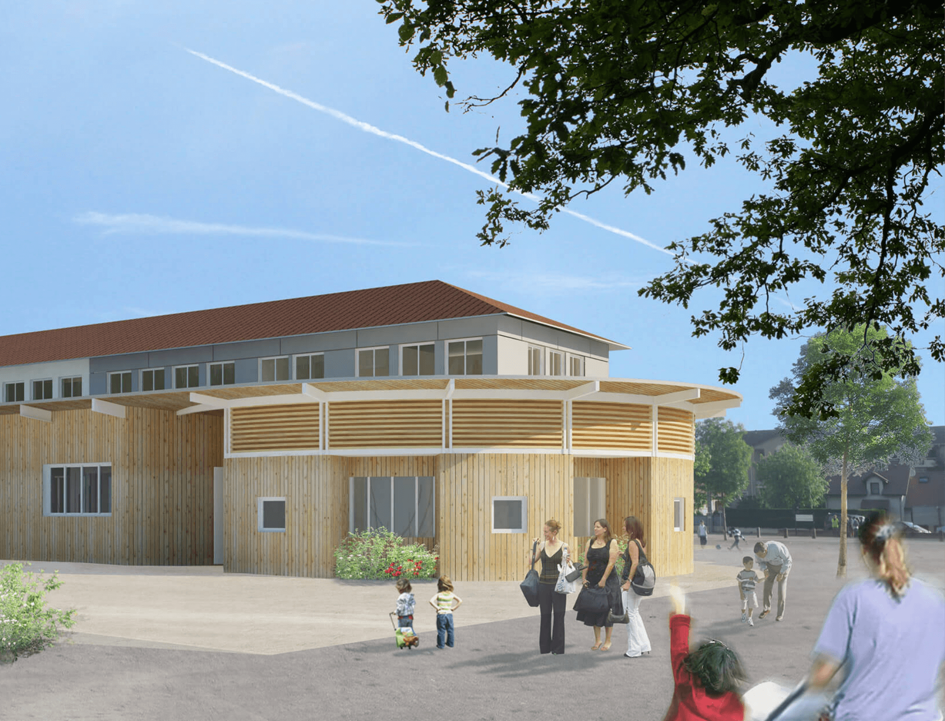 groupe scolaire mignot pont rouge